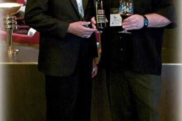 Fernando Bacsa, Holland America Line & Winemaker Don Reha