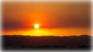 WINEormous, Beautiful sunset scenery in wine country of Temecula, CA