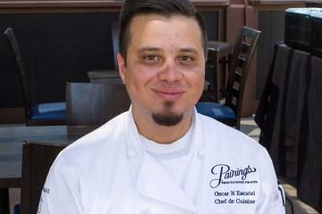 WINEormous with Chef Oscar Escalante