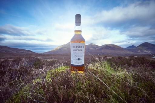 Talisker Single Malt Scotch