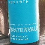 Hesketh Clare Valley Watervale Riesling 2018