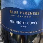 Blue Pyrenees Estate Midnight Cuvee 2016