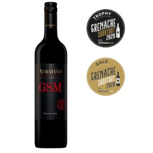 Serafino Wines Family Vineyards GSM 2019