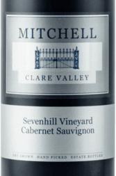 Mitchell Sevenhill Cabernet 2013