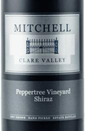 Mitchell Peppertree Vineyard Shiraz 2015