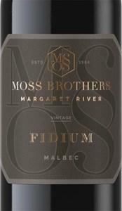 Moss Brothers Margaret River 'Fidium' Malbec 2019