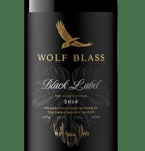 Wolf Blass Black Label 2018