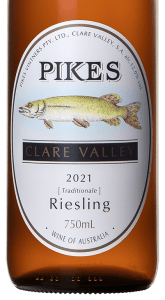Pikes Wines Riesling Traditionale 2021