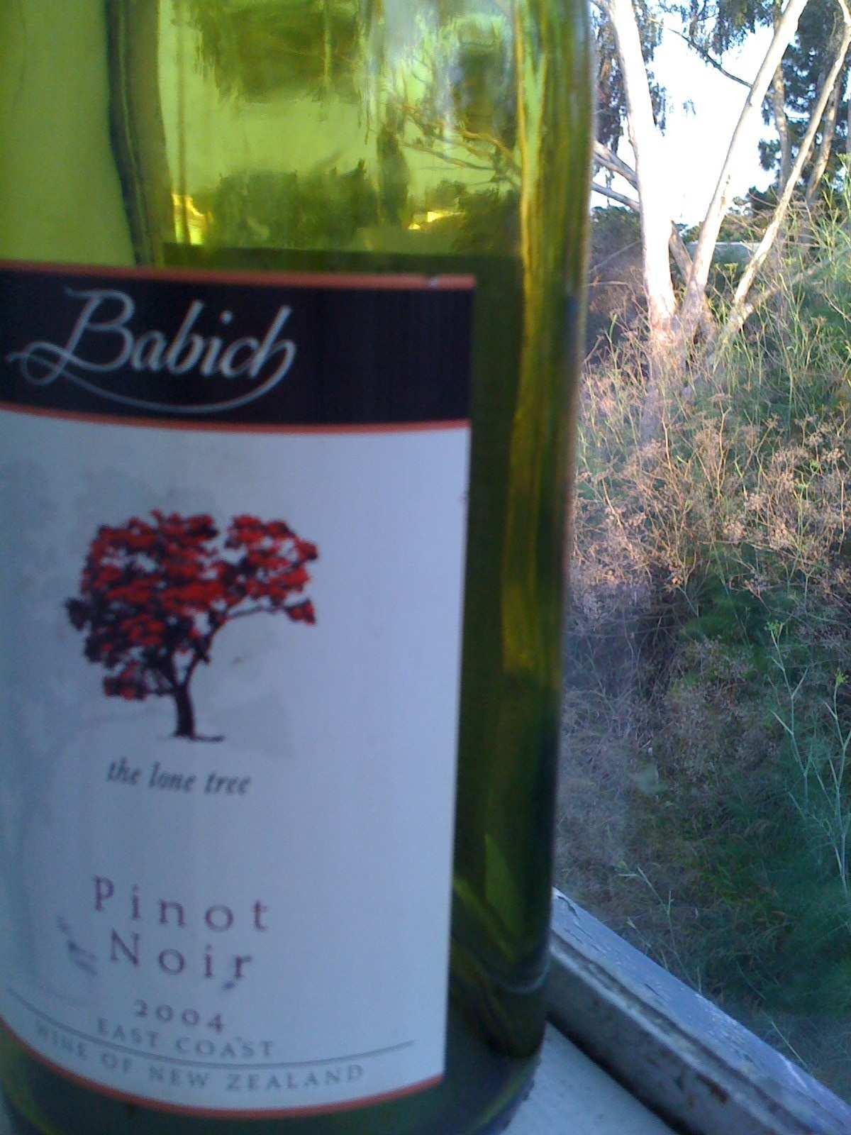 babich pinot 2004 sm