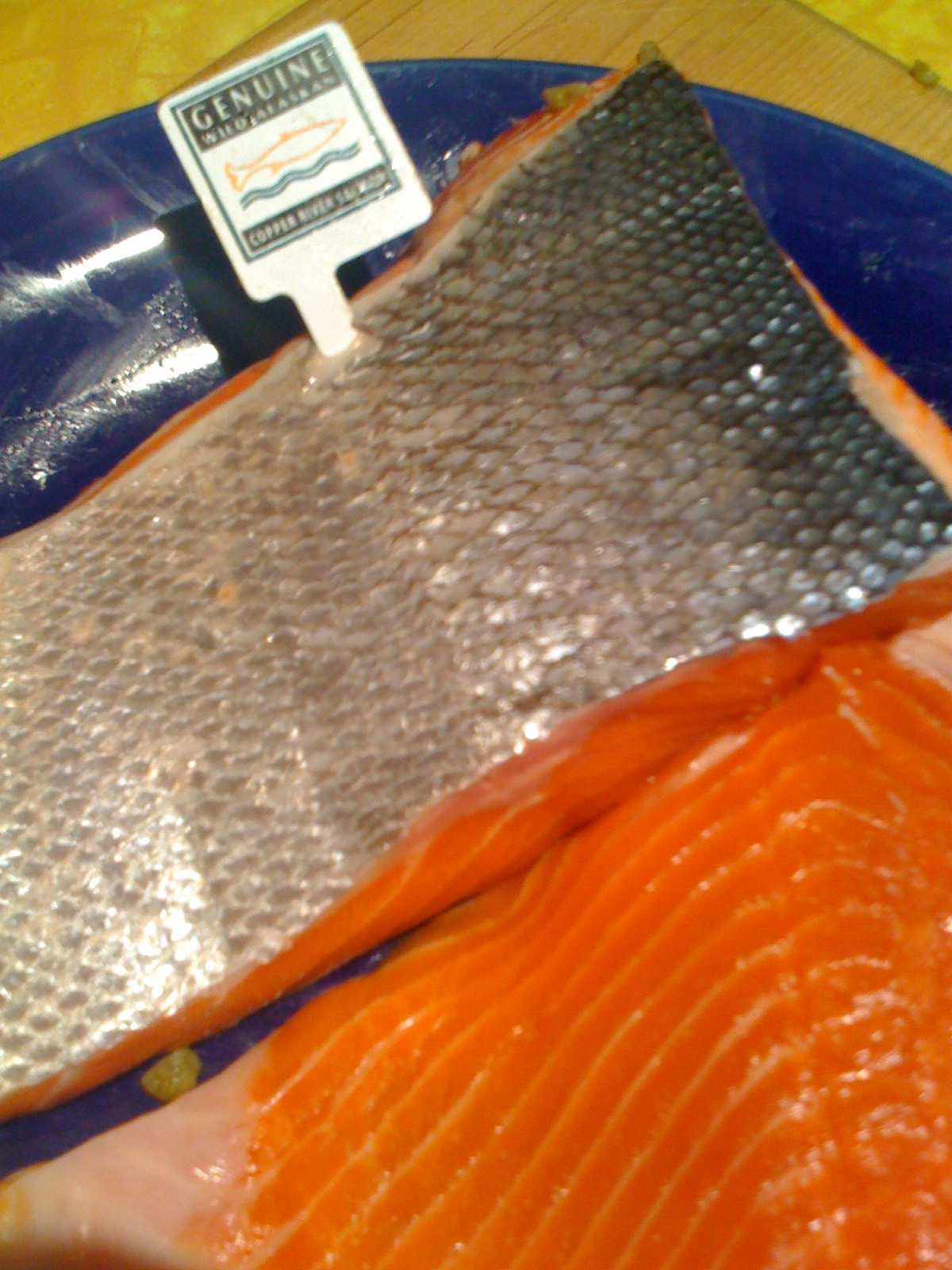 copper river salmon