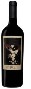 The Prisoner Red Wine Bottle