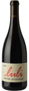 Luli 2014 Santa Lucia Highlands Pinot Noir