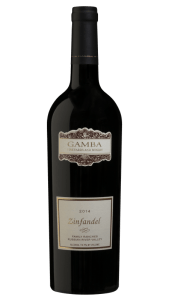 Gamba 2014 Family Ranches Zinfandel