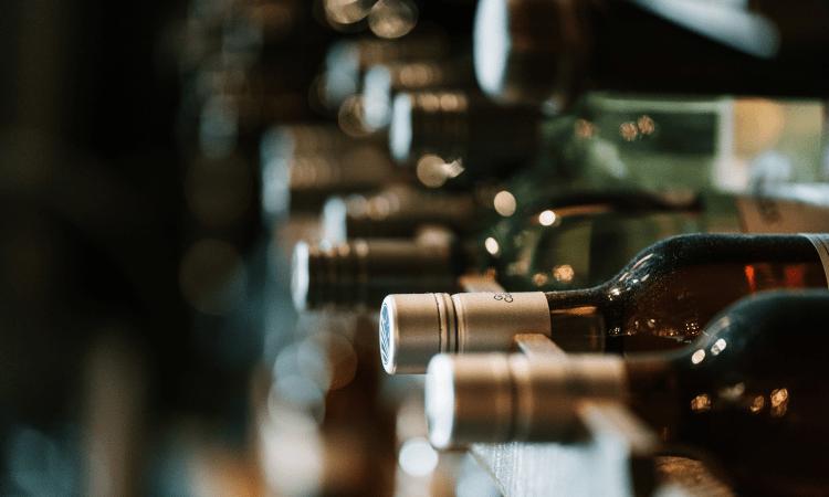 Winemaking bottles