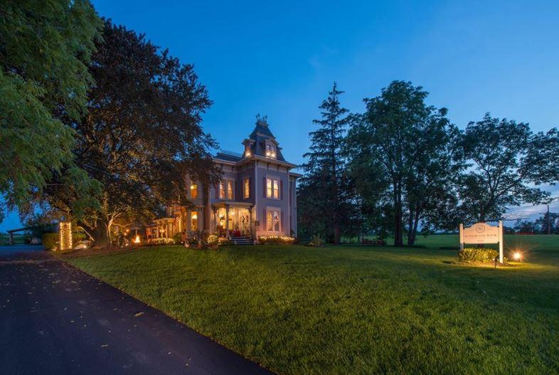 Sutherland House Canandaigua