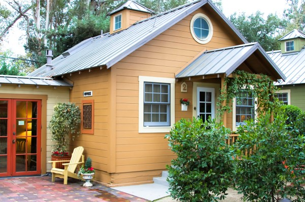 The Cottages of Napa Valley – Winery Explorers