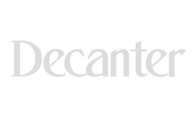 Platinum winner Decanter World Wine Awards