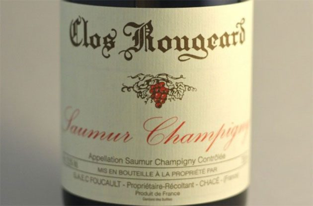Clos Rougeard sold to French billionaire Bouygues brothers