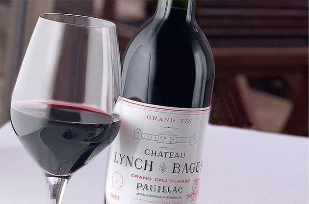 lynch-bages, bordeaux wine