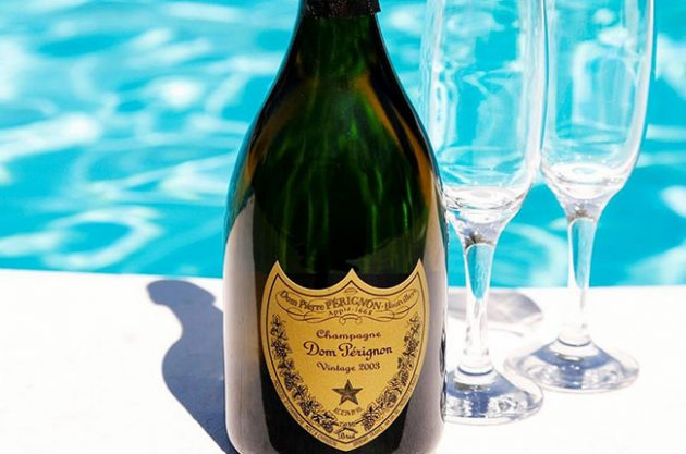 Dom Pérignon says it will deliver Champagne in one hour