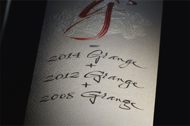 Penfolds launches g3: A Grange 'blend of blends'