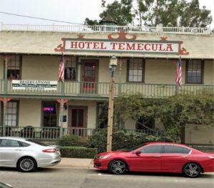 Temecula Hotel