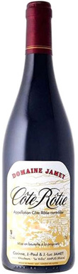 Domaine Jamet, Côte-Rôtie, Côte Brune, Rhône, France, 2016