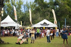Saint Lucia Tourism Authority hosts successful Food & Rum Festival