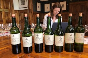 bordeaux 2017 barrel samples, jane anson