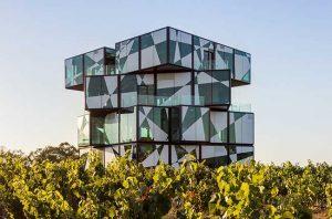 Multi-million dollar d'Arenberg Cube wins top design award