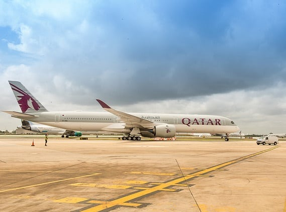 Qatar Airways brings the A350-1000 to the United States
