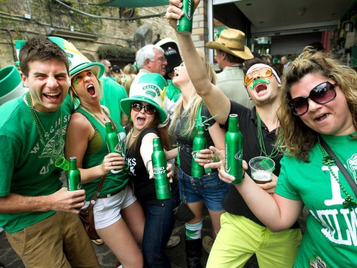 2019's Best US Cities for St. Patrick's Day Celebrations named