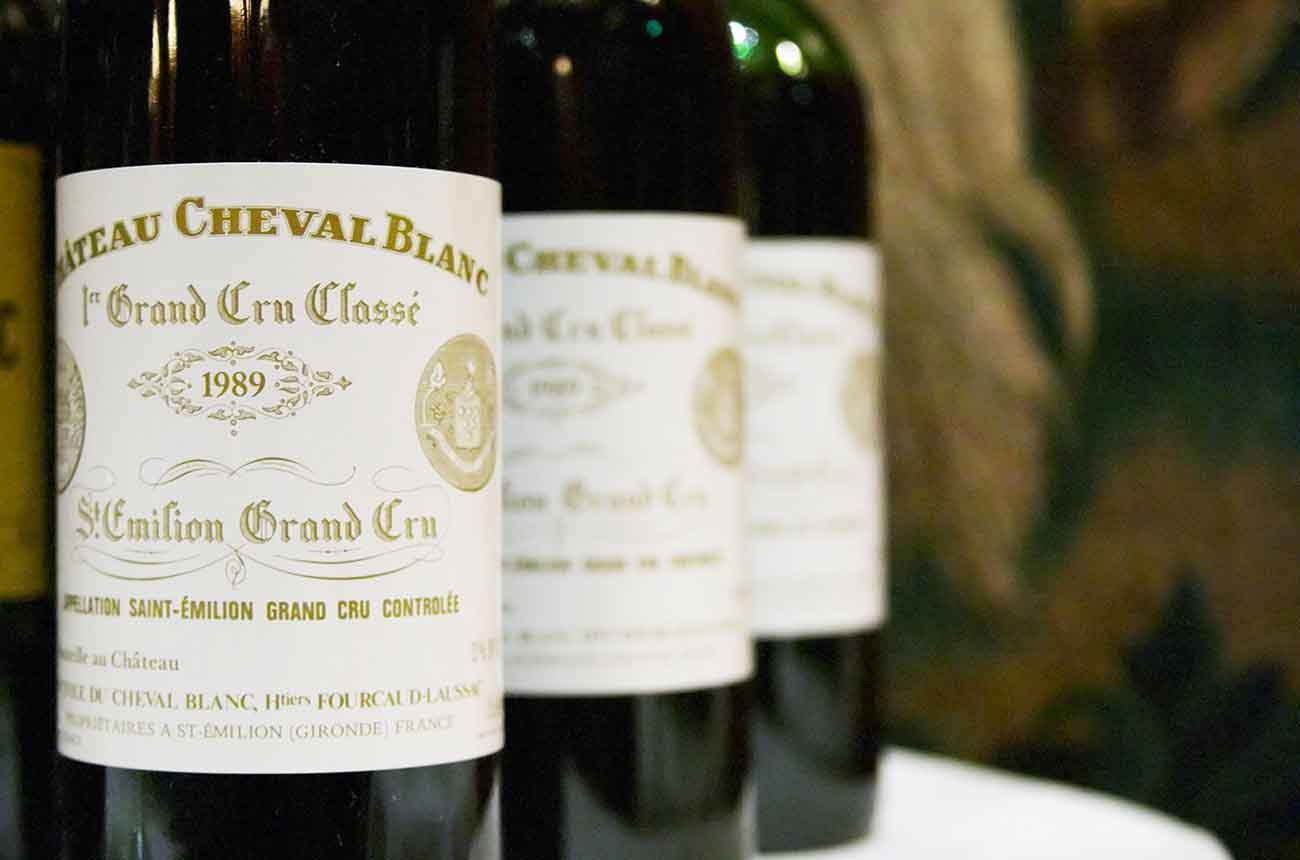 Anson: Comparing St-Emilion 1989 and 1998