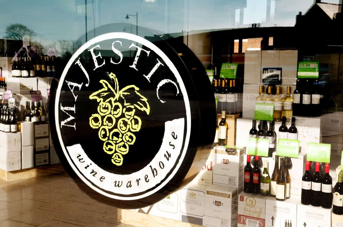 Majestic Wine to close stores and rebrand as Naked
