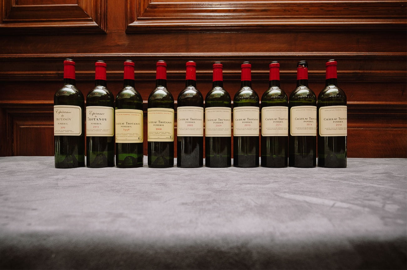 Taming Château Trotanoy: Wines from 1998 to 2018