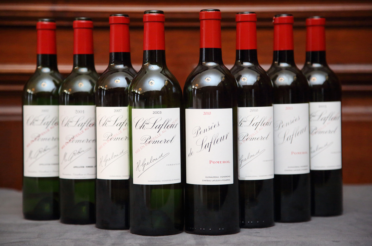 Anson: Why Château Lafleur 'doesn't play by the usual rules of Bordeaux'