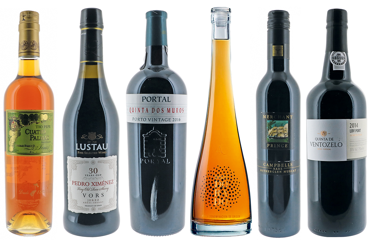 Top fortified wines for the holidays