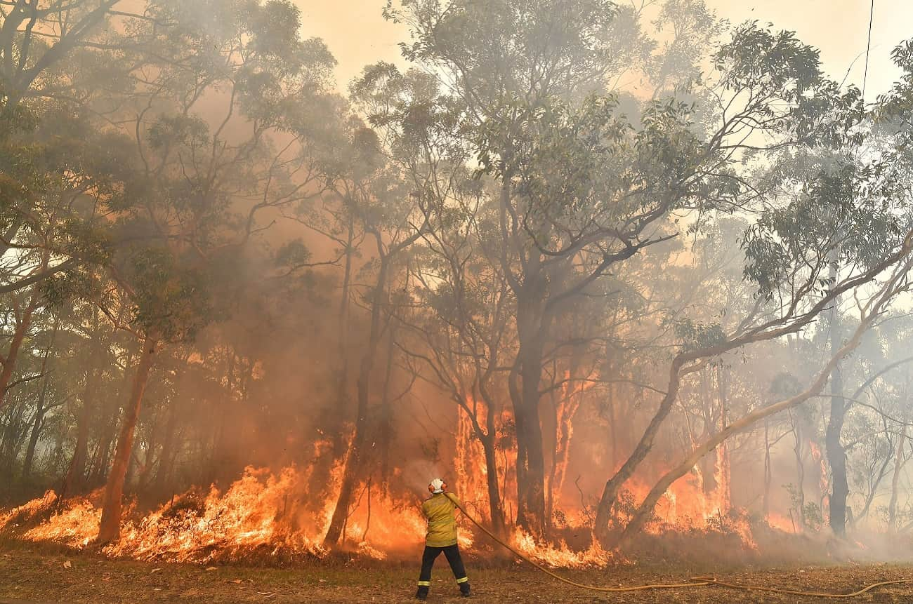 Australian fires damage vineyards, but industry calls for context