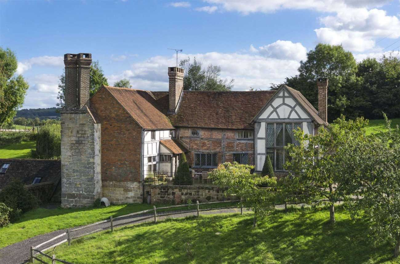 English wine estate on sale for nearly £7 million
