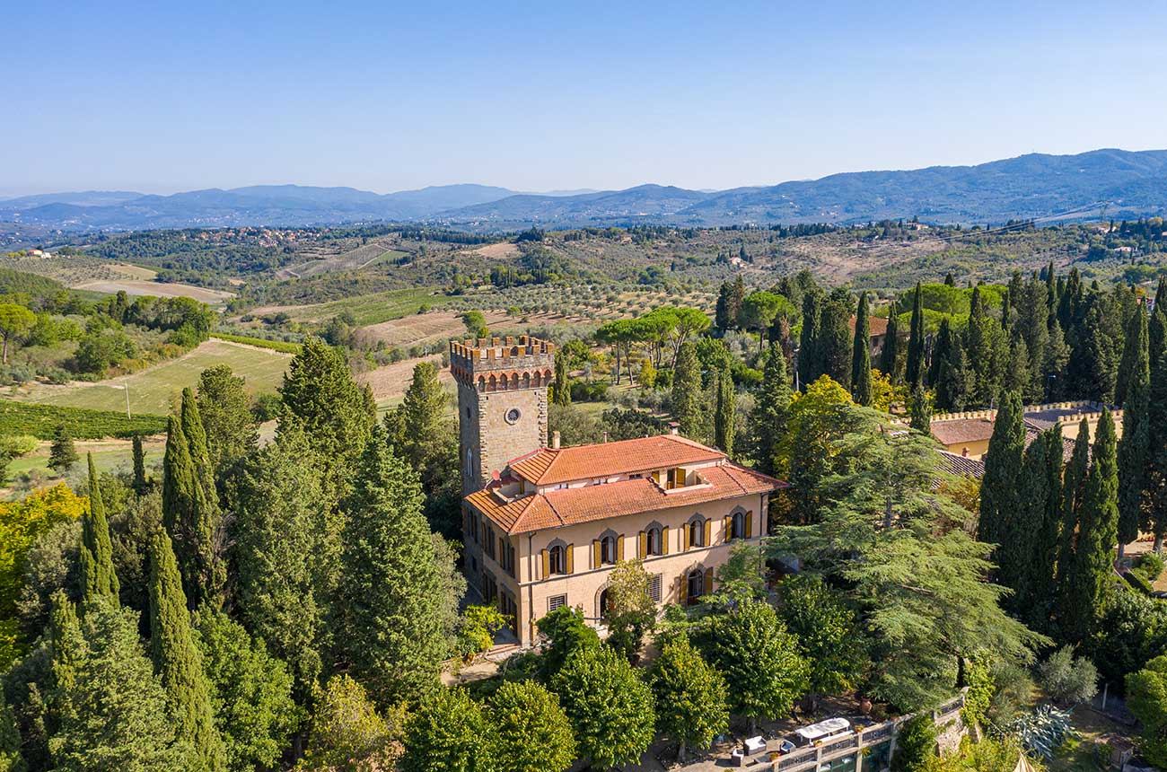 Buying a vineyard property in Tuscany: What are the options?