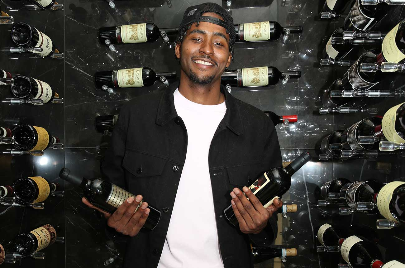 Interview: NBA star Moe Harkless on wine