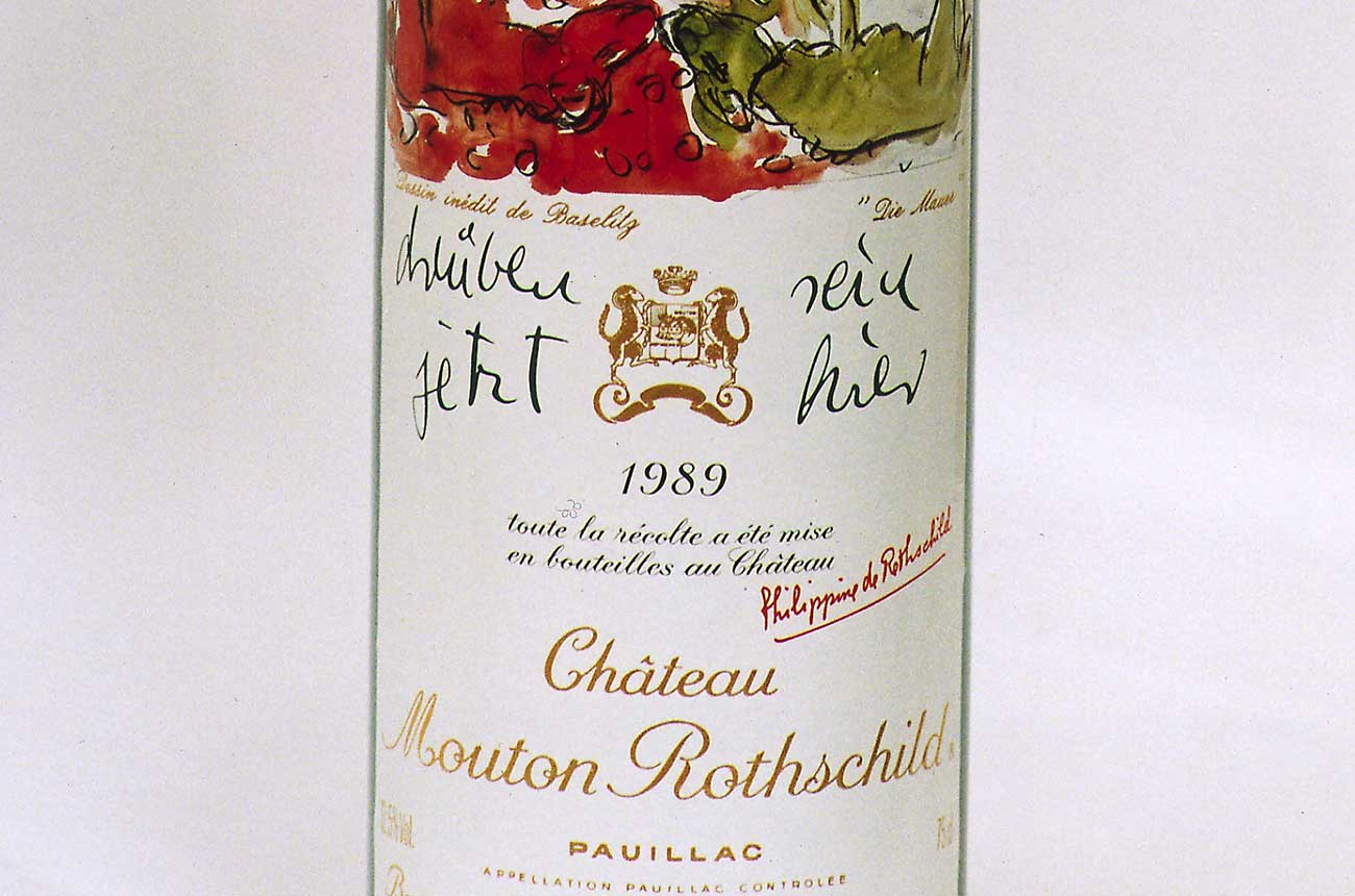NY restaurant couple mistakenly served $2000 Mouton 1989 after ordering $18 Pinot