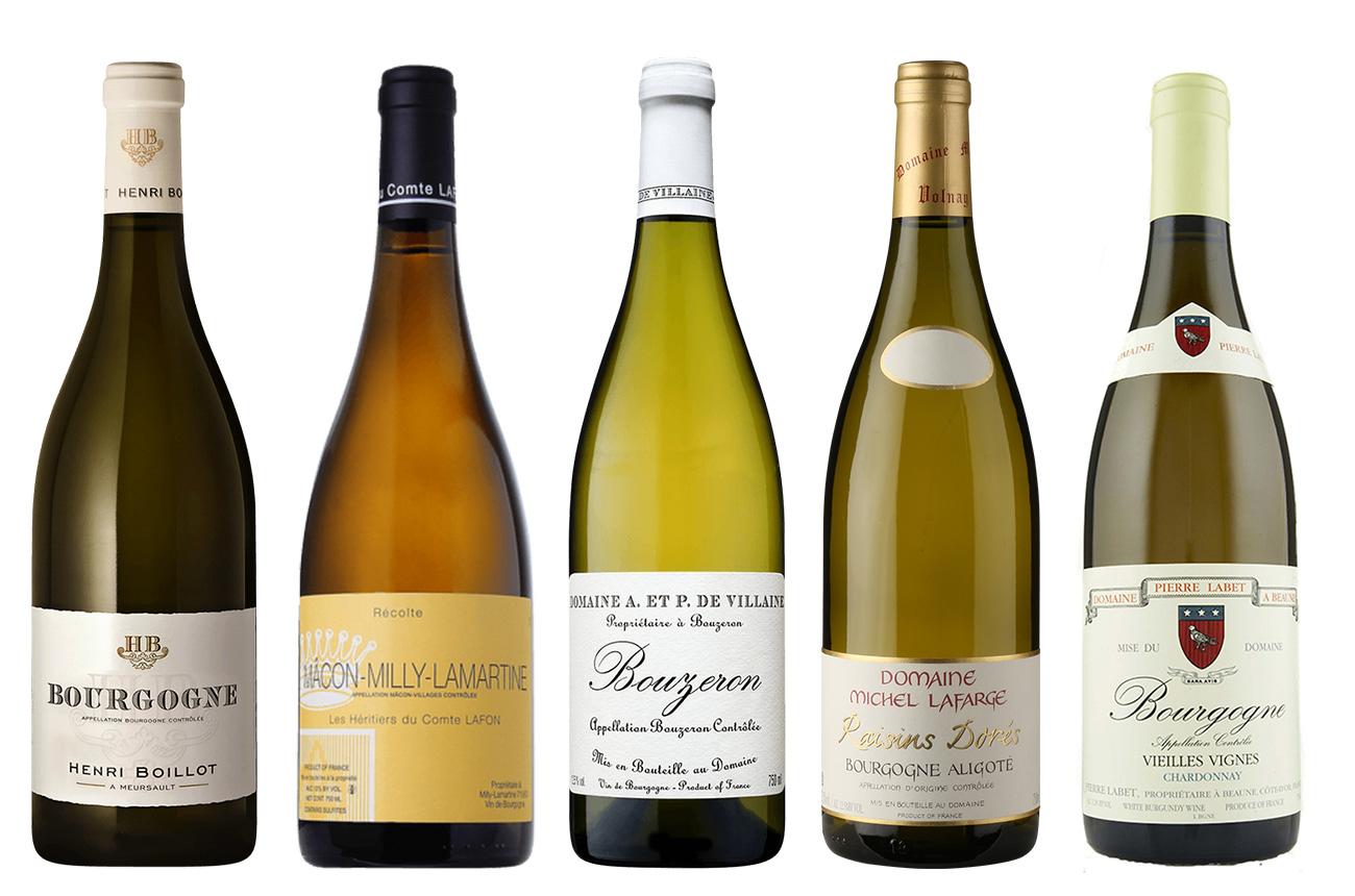 Best value 2019 white Burgundy en primeur to buy