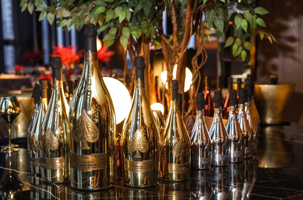 LVMH acquires 50% of Jay-Z's Armand de Brignac Champagne