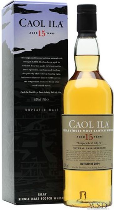 Image result for caol ila 15 unpeated
