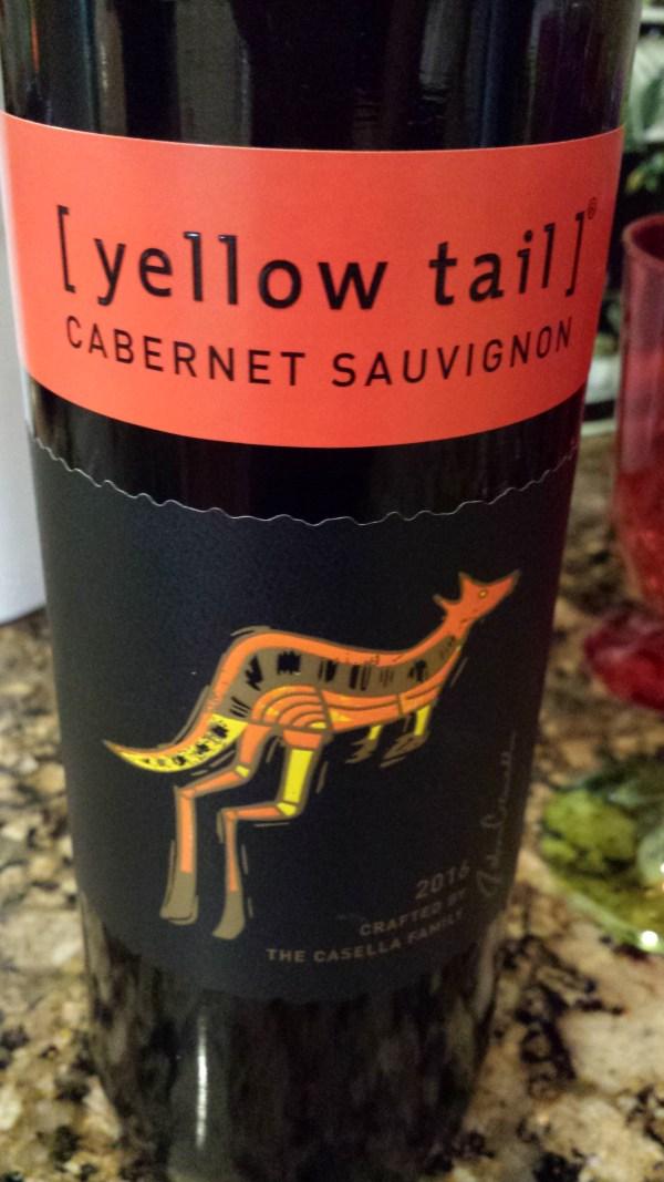 Casella Family Yellow Tail Cabernet Sauvignon 2016