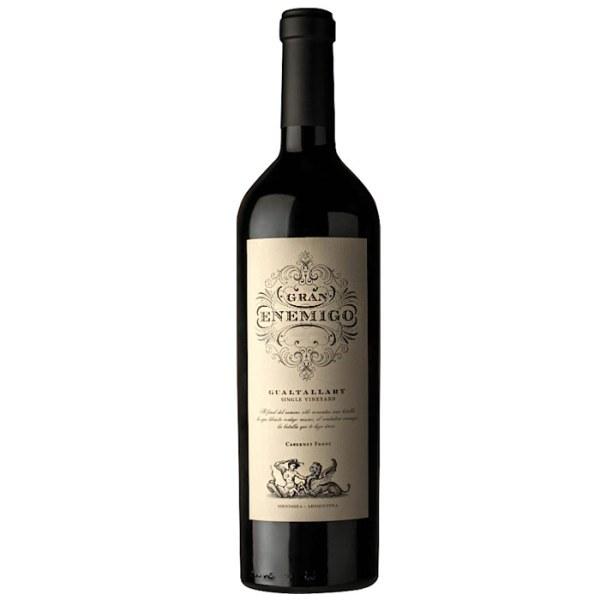 Gran Enemigo Single Vineyard Gualtallary 2014