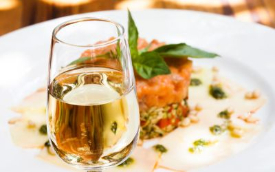 Uncovering the mystery of food and wine pairing