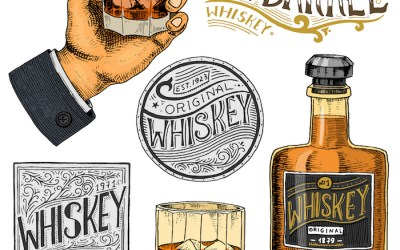 What is whiskey? The original brown liquor