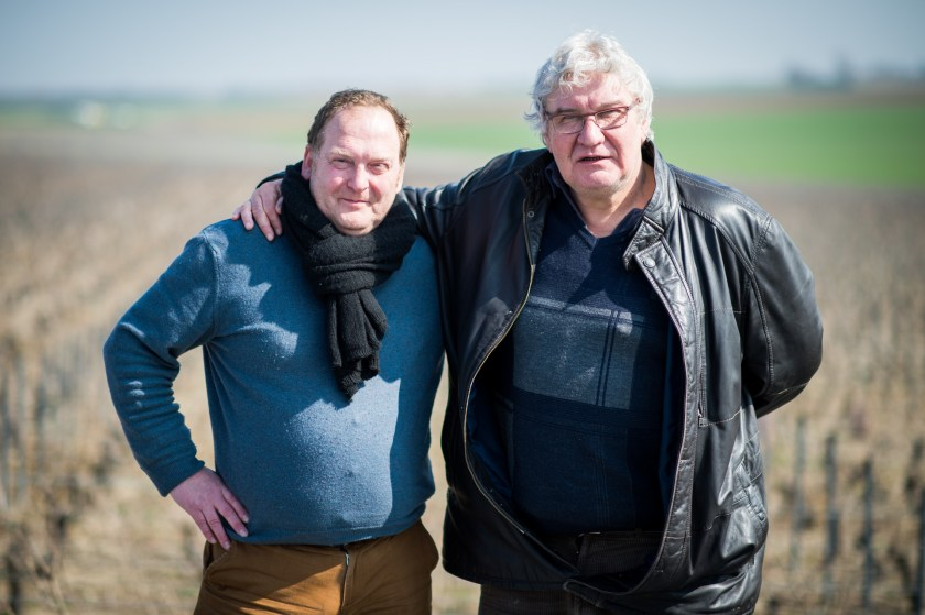Serge Coddens et Eric Derenne, champions de Belgique 2018
